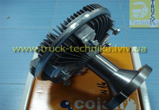 Фото - Вискомуфта гидромуфта вентилятор DAF 75/85CF