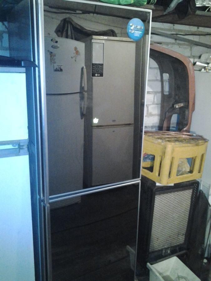 Фото - Продам холодильник LG GC-339NGLS