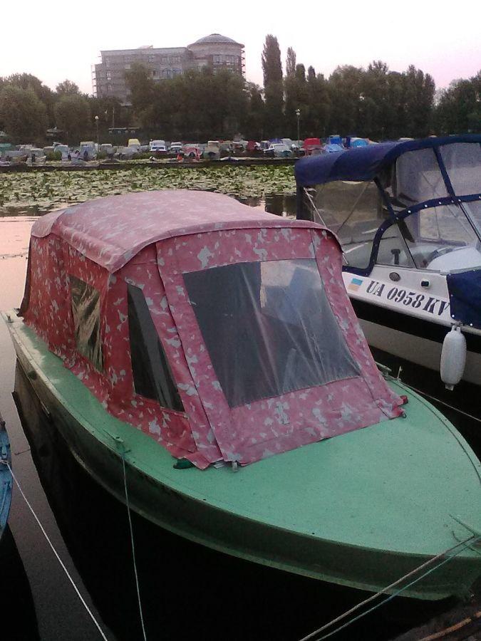Фото - Продам отличную лодку Прогрес 4 с