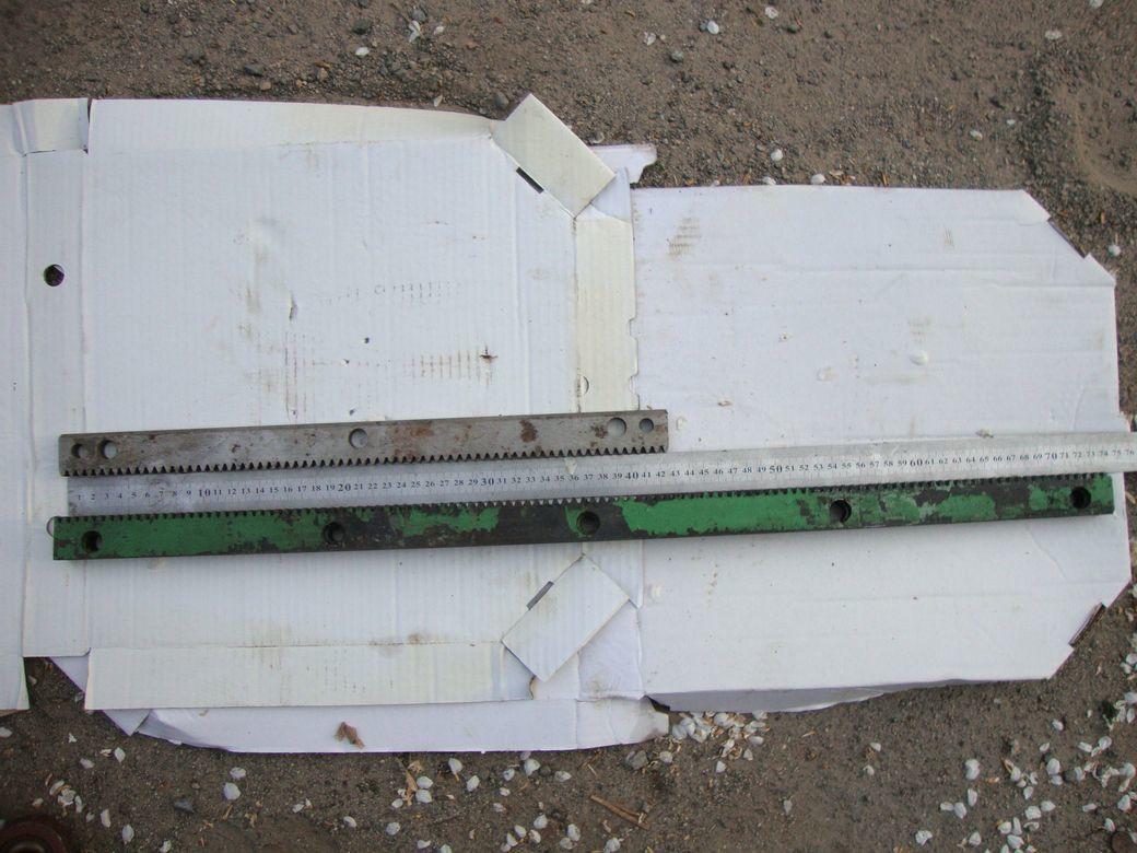 Фото - Зубчатая рейка 425мм и 735мм станочная