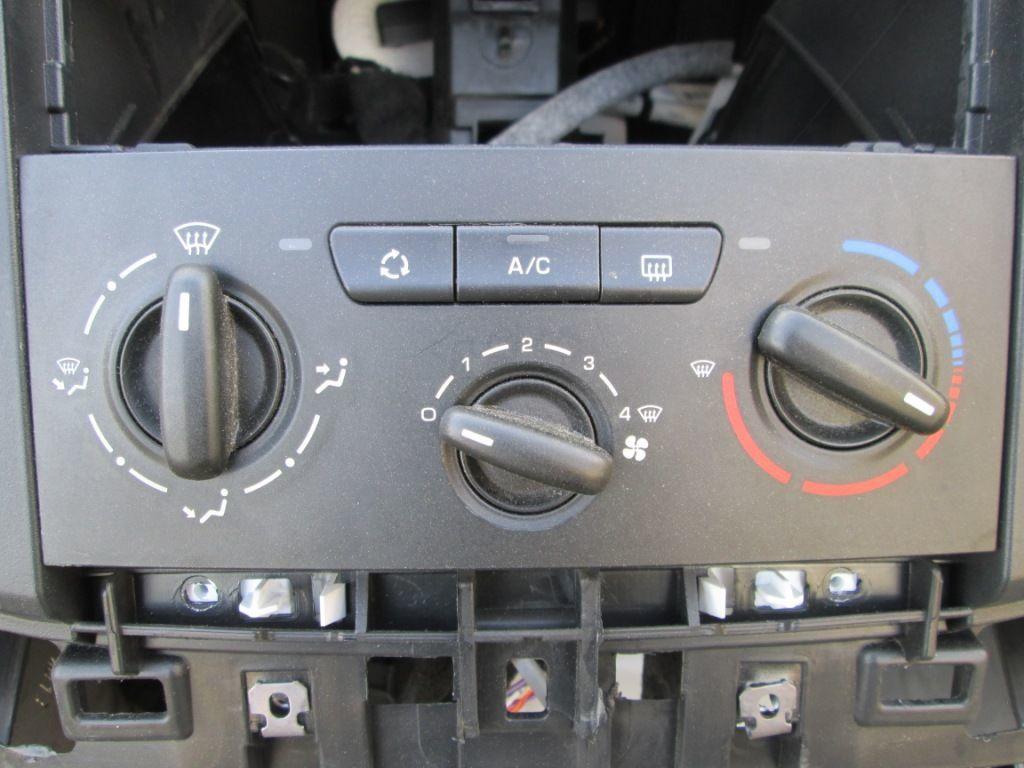 Фото - Блок управления климат контролем Citroen Berlingo 2008-2014
