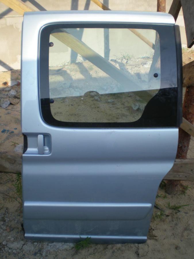 Фото - Дверь боковая сдвижная Citroen Berlingo 1996-2007