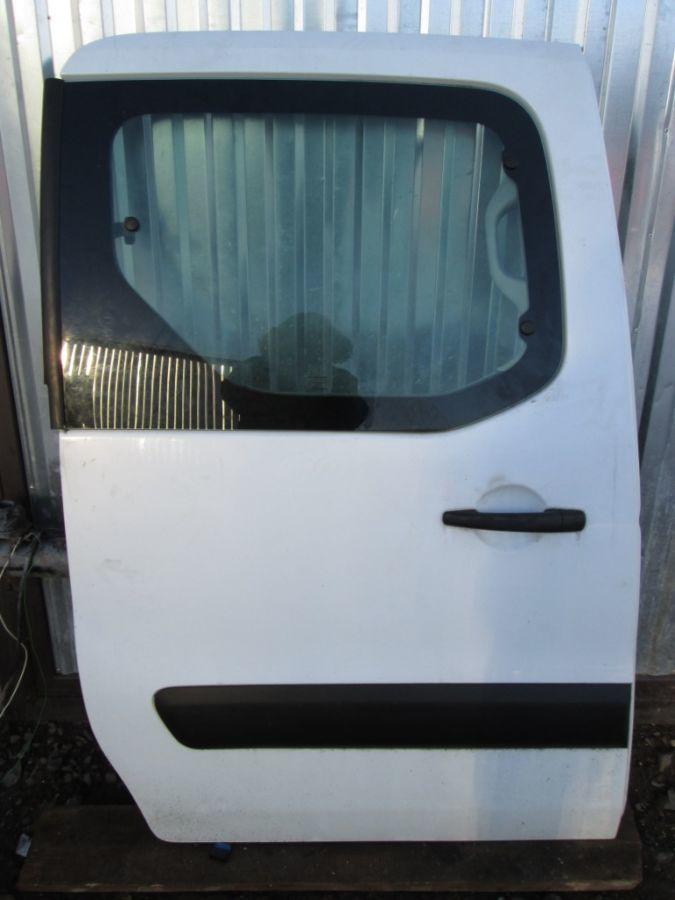 Фото - Дверь боковая сдвижная Citroen Berlingo 2008-2012