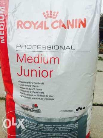 Фото - Роял канин медиум юниор 20 кг. Royal canin medium junior 20 kg
