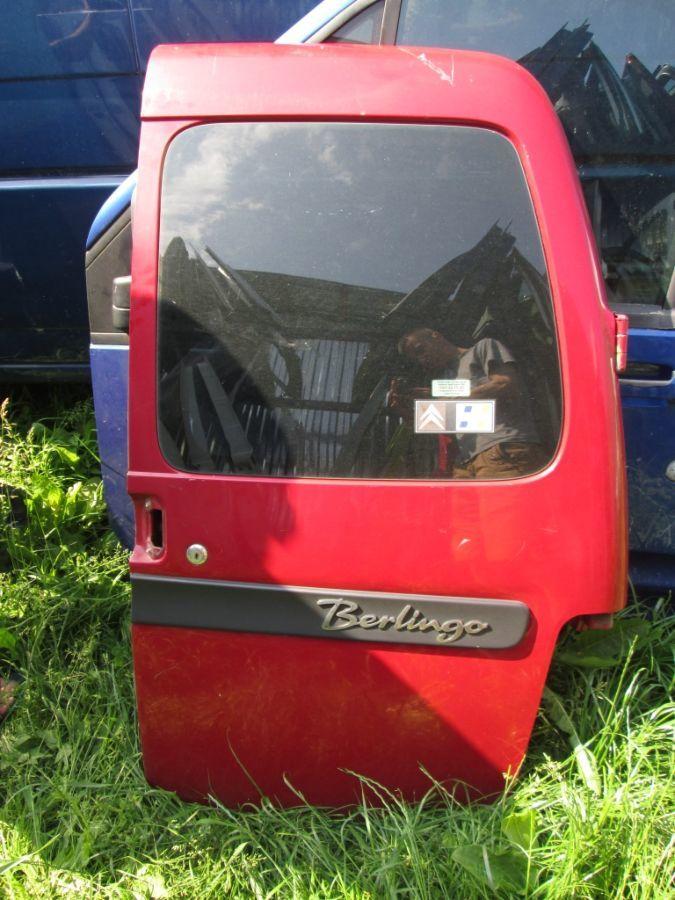 Фото - Дверь задняя Citroen Berlingo 1996-2007