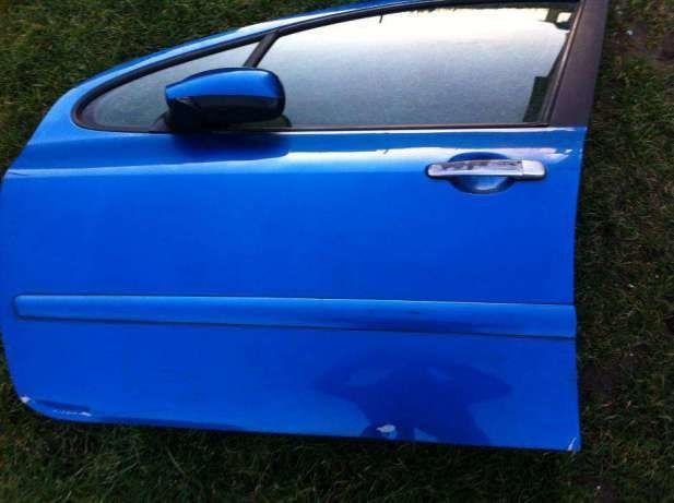 Фото - Peugeot 307 sw двери с зеркалом