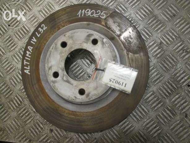 Фото - Nissan altima 07-12 диск тормозной