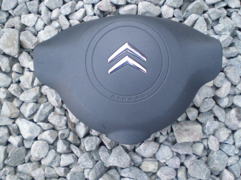 Фото - Комплект системы безопасности Citroen Berlingo 2008-2014