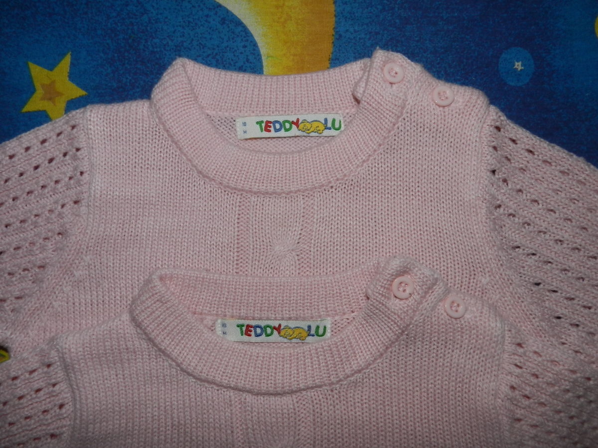 Фото 3 - Туники, кофты на 18мес. для двойни, двойняшек, близняшек