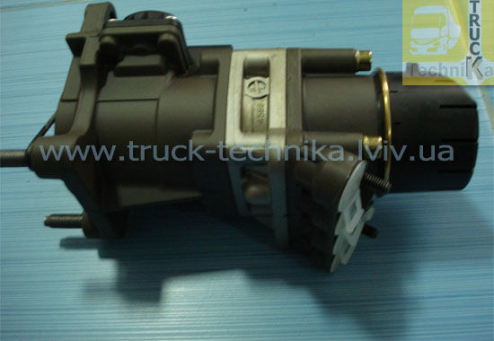 Фото 3 - Тормозной кран RVI, Premium, с EBS,