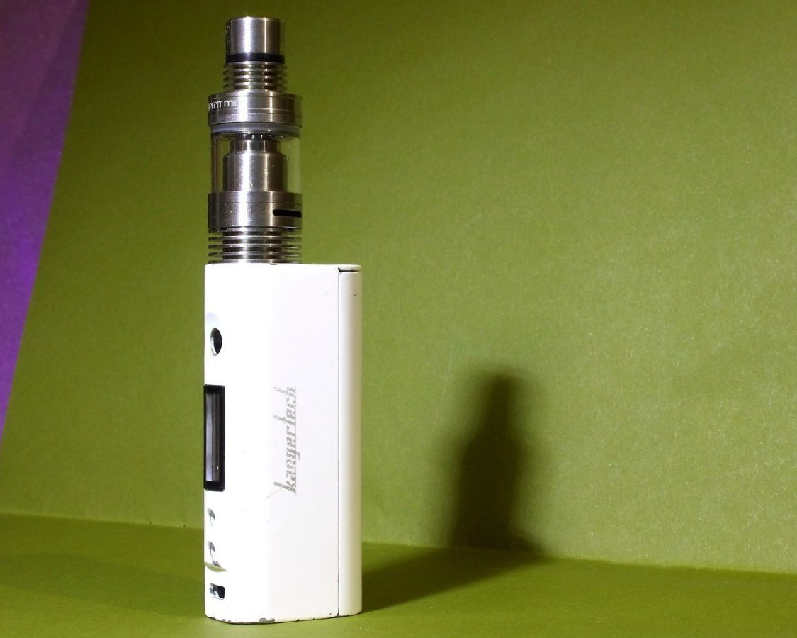 Фото 3 - Переходник - радиатор, для электронных сигарет.