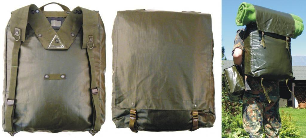 Фото - рюкзак чешский