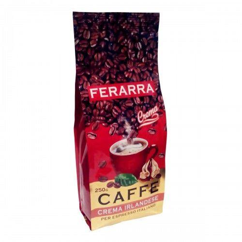 Фото - Кофе в зернах Ferarra Crema Irlandese Ирландский крем 250гр