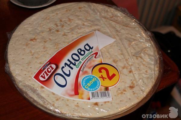 Фото - Основа для пиццы 320г
