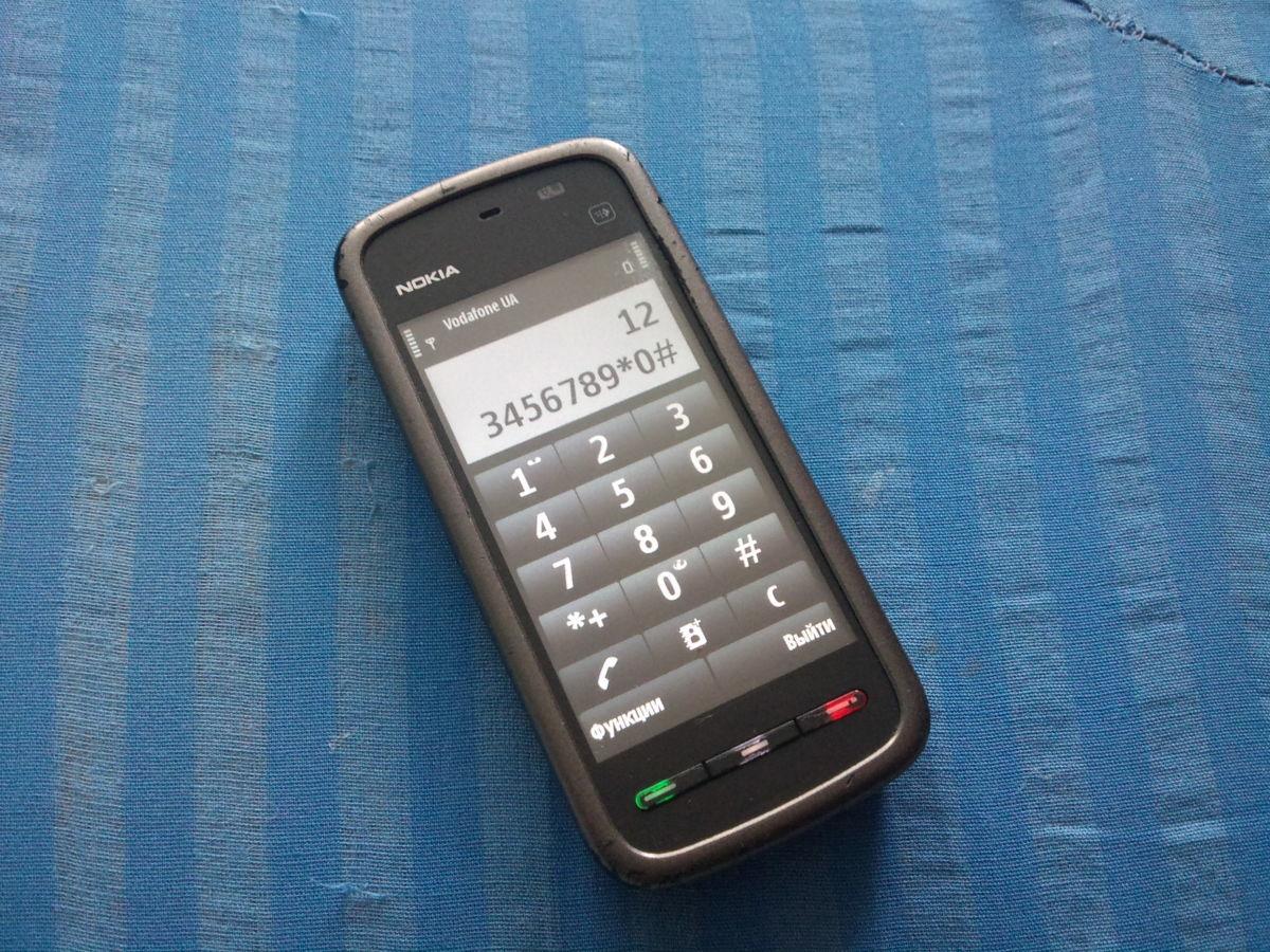 Фото 4 - Продам сенсорний Смартфон Nokia 5228.