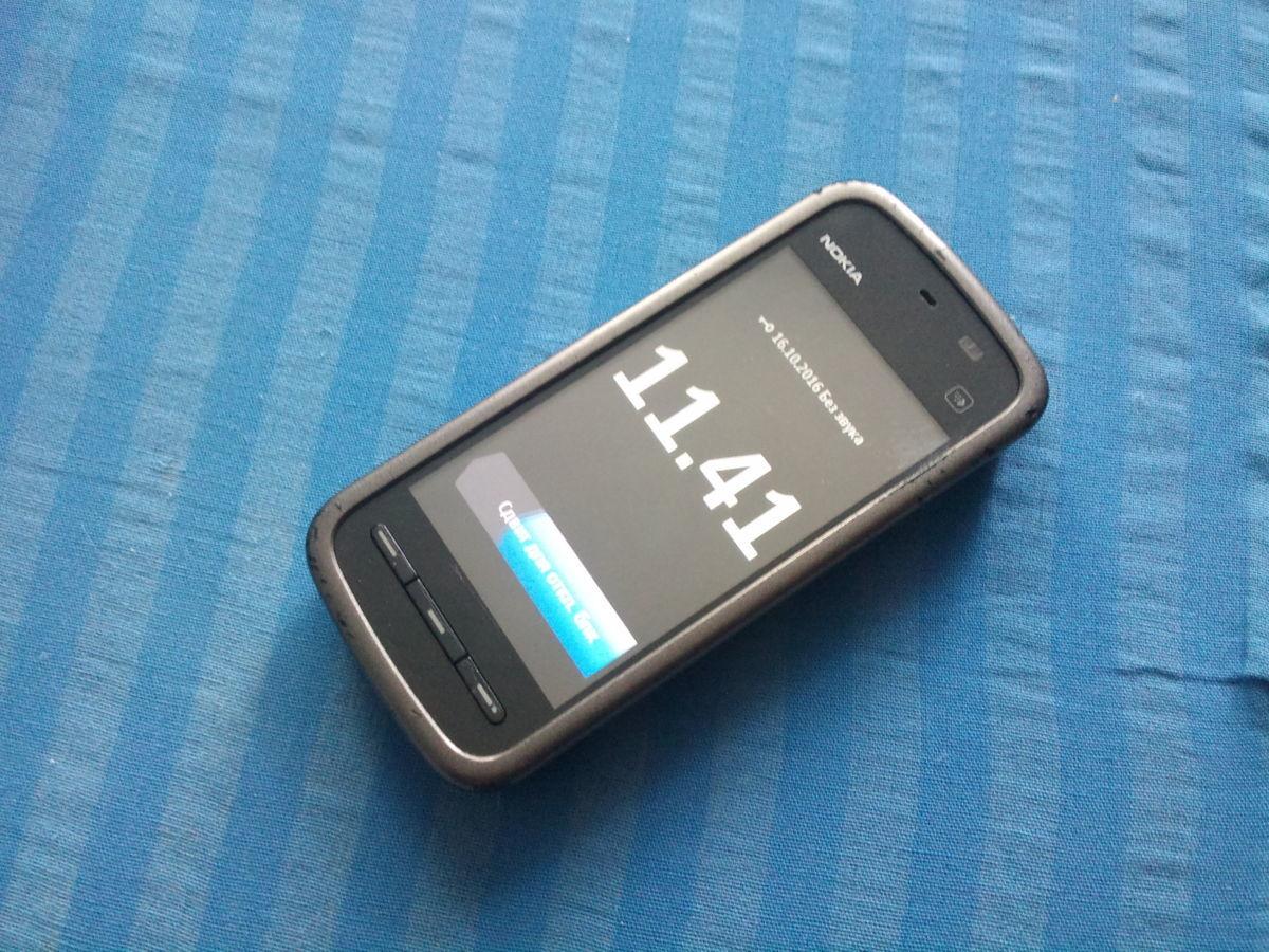 Фото 6 - Продам сенсорний Смартфон Nokia 5228.