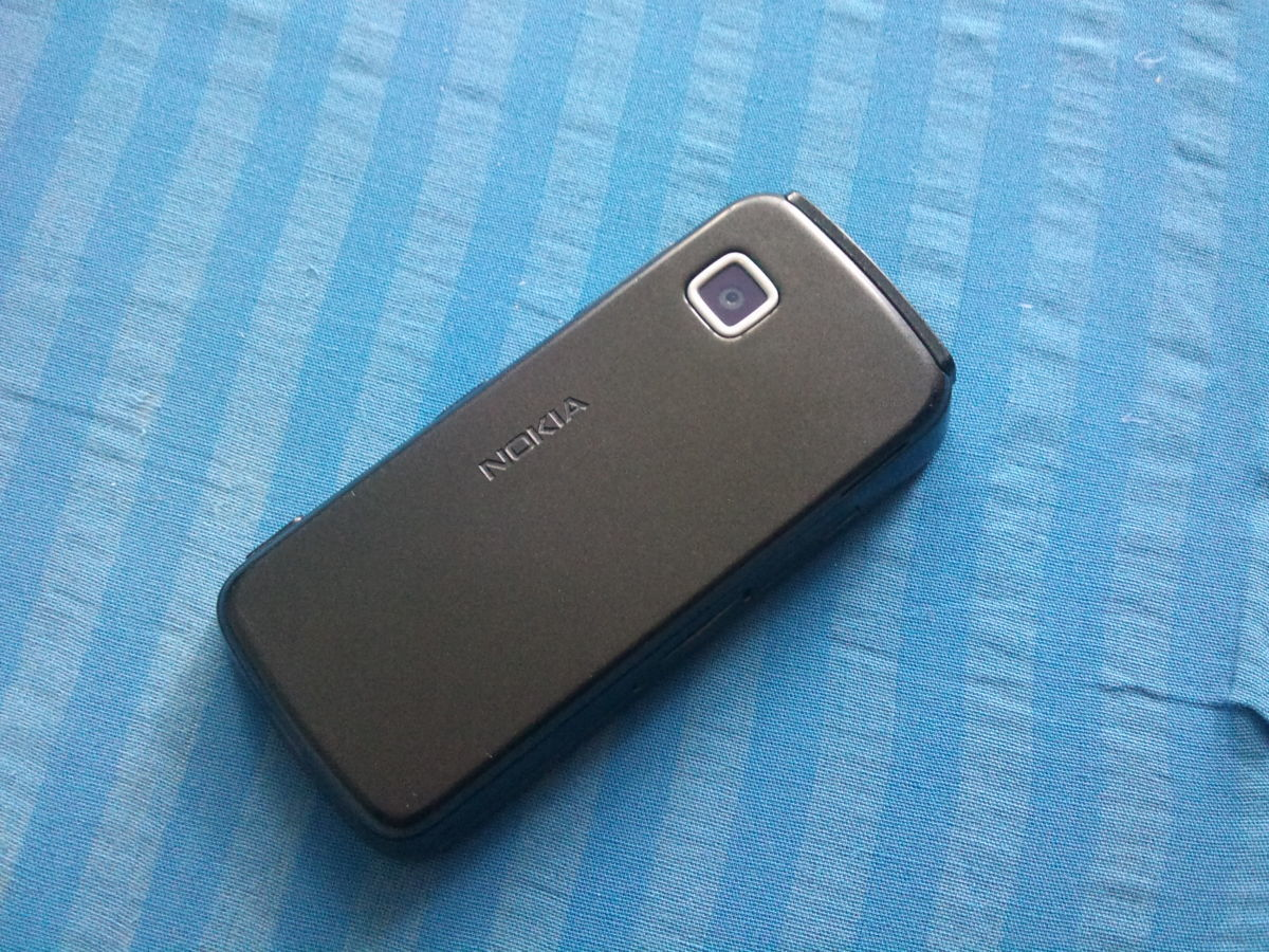 Фото 3 - Продам сенсорний Смартфон Nokia 5228.