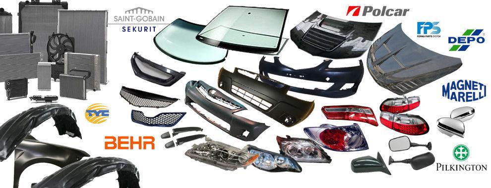 Фото - Капот,крылья,бампер, фары на все марки автомобилей
