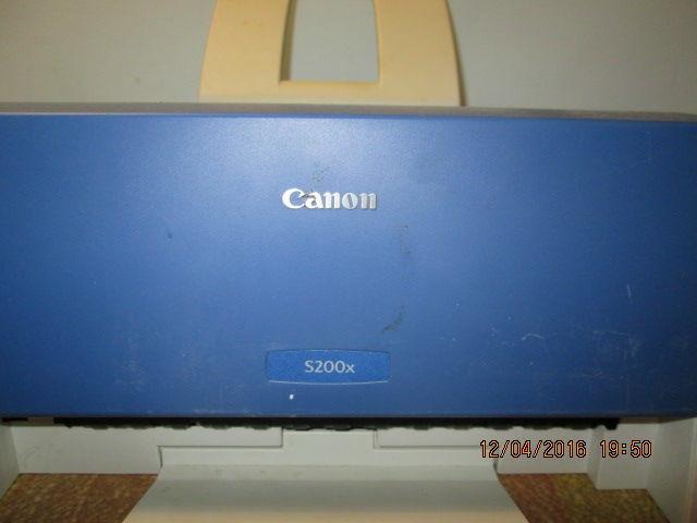 Фото 2 - Принтер струйный Canon S200х