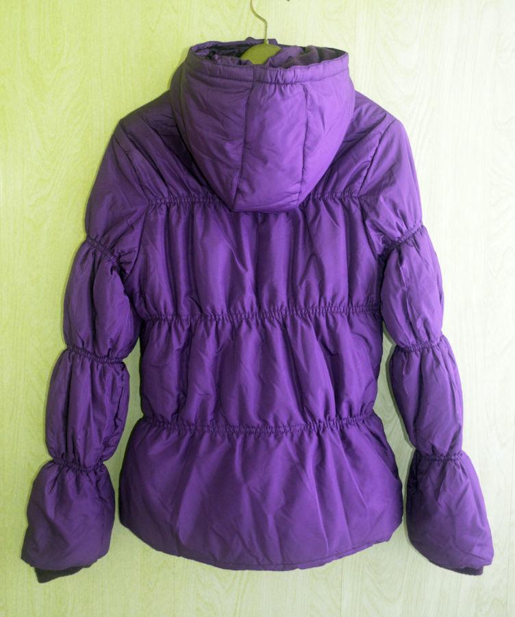 Фото 4 - Курточка деми еврозима флис подклакдка на 14-16 лет, US Polo Америка