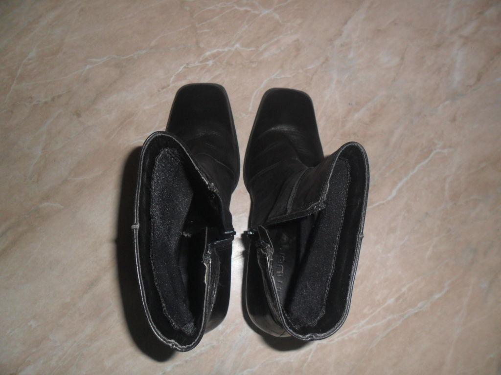 Фото 5 - Демисесонные сапоги Amber size 39 кожа Англия