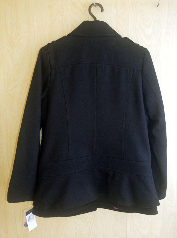 Фото 3 - Пальто демисезон шерсть укороченное на 12-14 лет, Sean John Америка