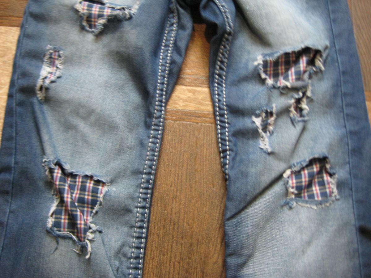 Фото 3 - модные, фирменные джинсы Philipp Plein