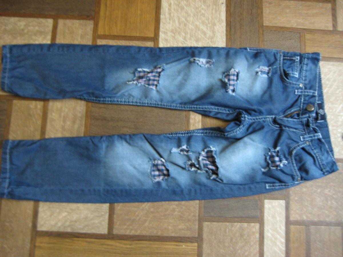 Фото - модные, фирменные джинсы Philipp Plein