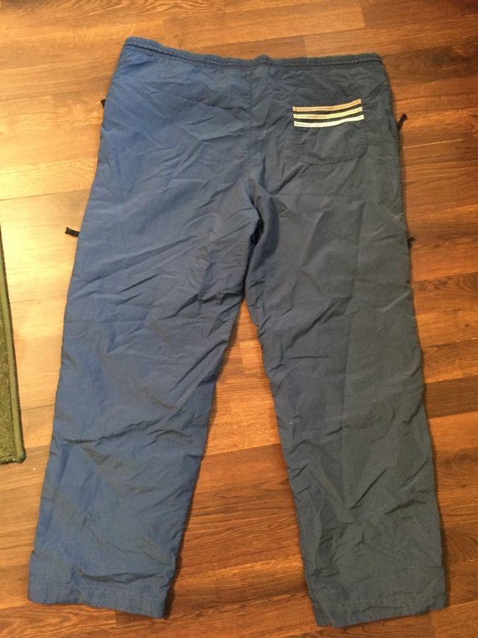 Фото 2 - Спортивные штаны Adidas размер XL