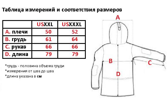 Фото 2 - Штормовая куртка мембрана McKinley Распродажа XXL женская на осень
