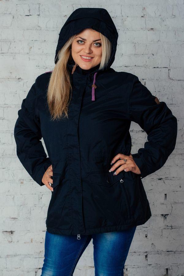 Фото - Штормовая куртка мембрана McKinley Распродажа XXL женская на осень