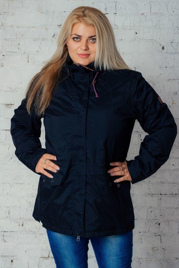 Фото 3 - Штормовая куртка мембрана McKinley Распродажа XXL женская на осень