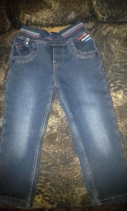 Фото - Продам зимние джинсы