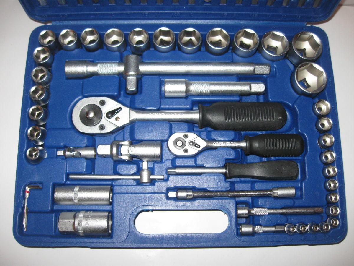 Фото 2 - Професcиональный набор инструмента 94 в 1 Euro Craft