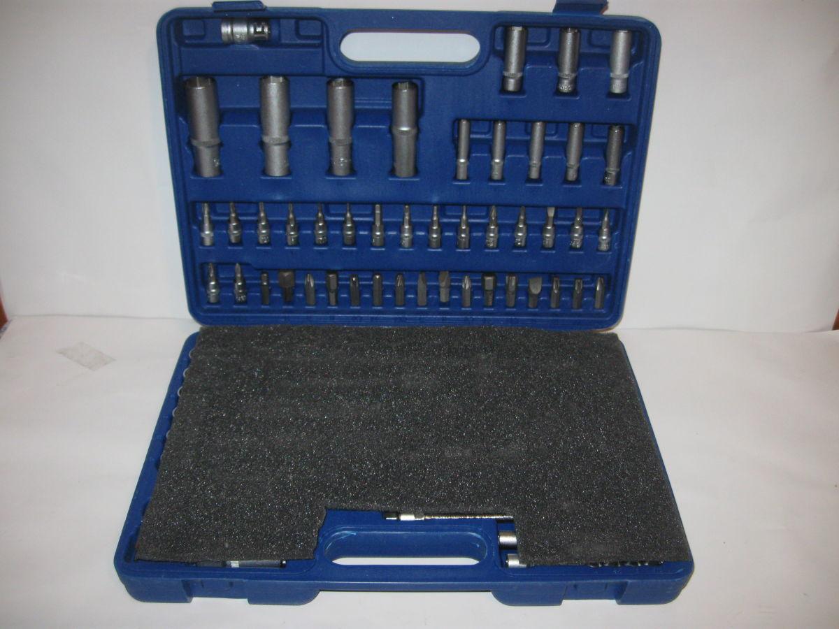 Фото 4 - Професcиональный набор инструмента 94 в 1 Euro Craft