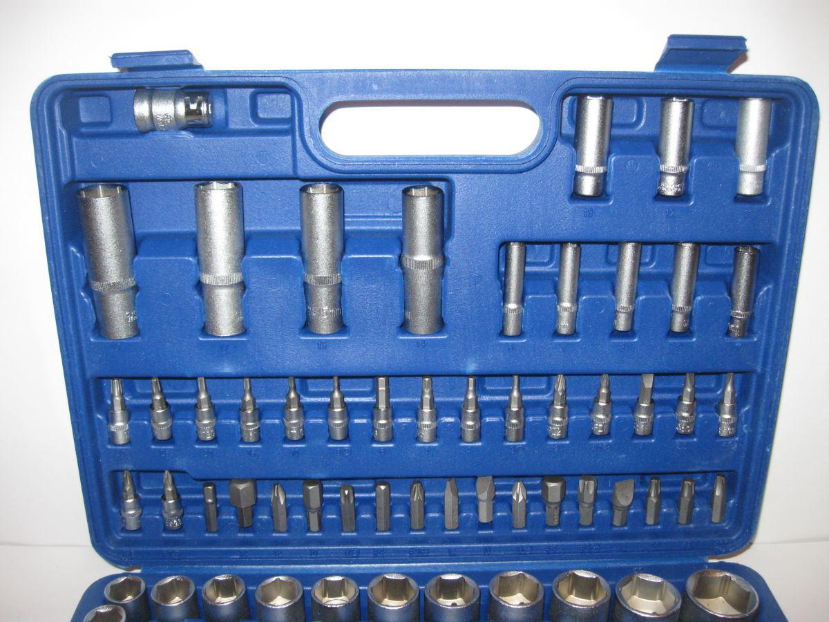 Фото 3 - Професcиональный набор инструмента 94 в 1 Euro Craft