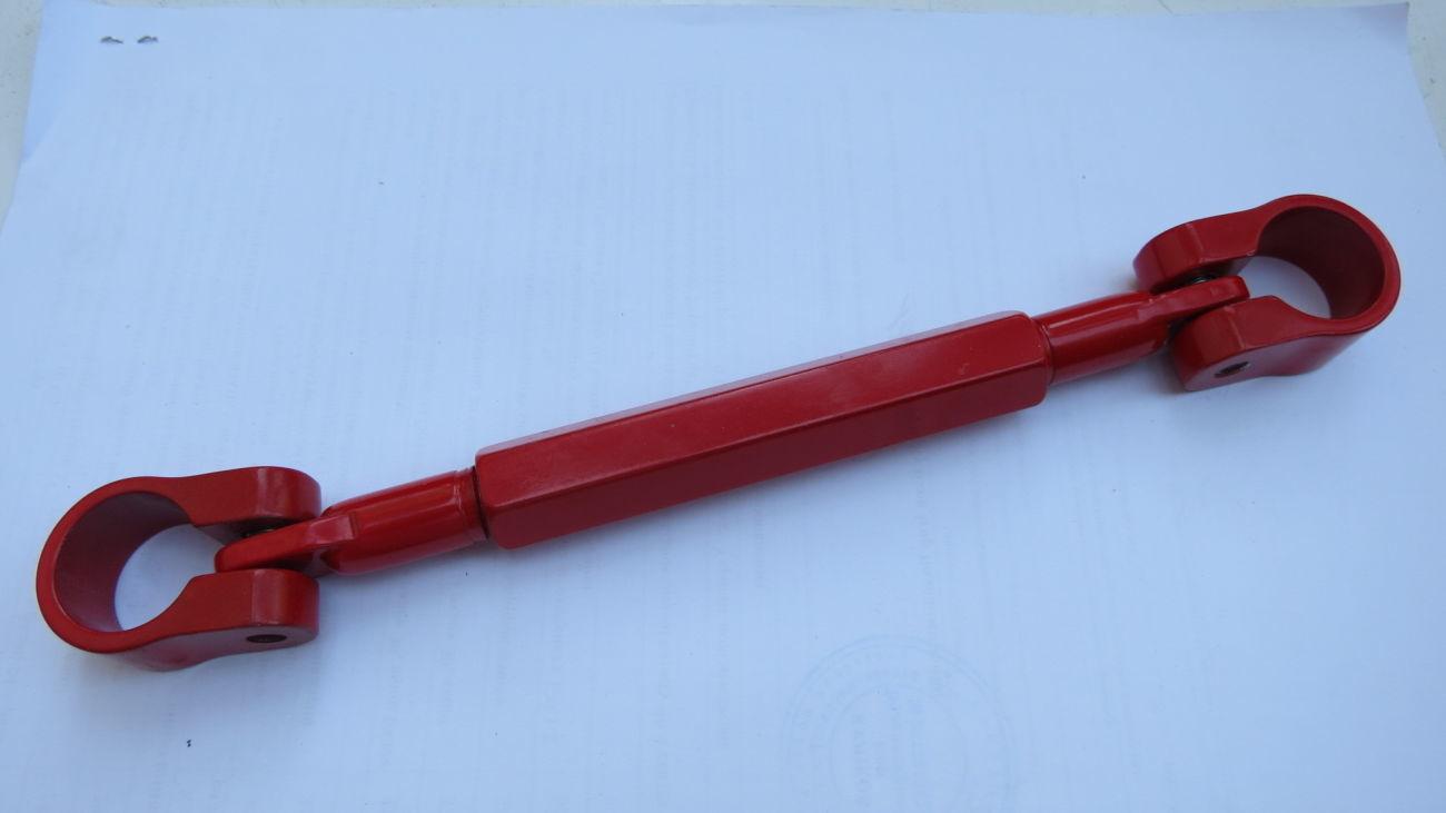 Фото 2 - Перемычка для усиления трубы руля