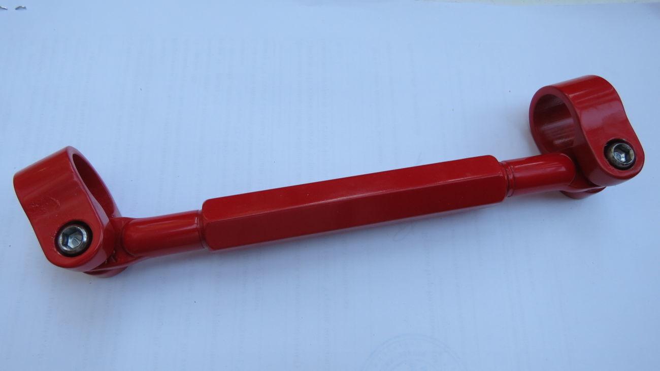 Фото - Перемычка для усиления трубы руля