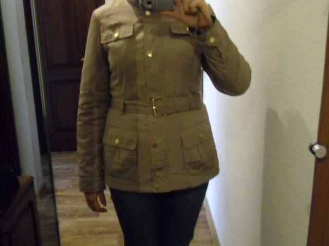 Фото 2 - Стеганная куртка