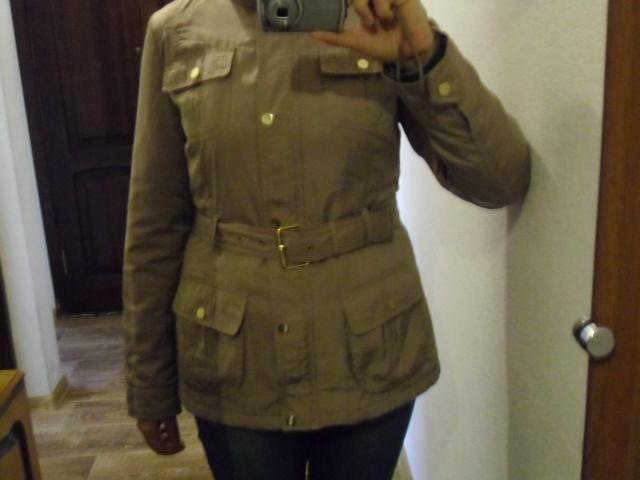 Фото - Стеганная куртка