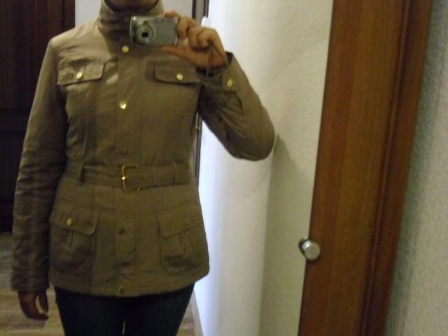 Фото 3 - Стеганная куртка
