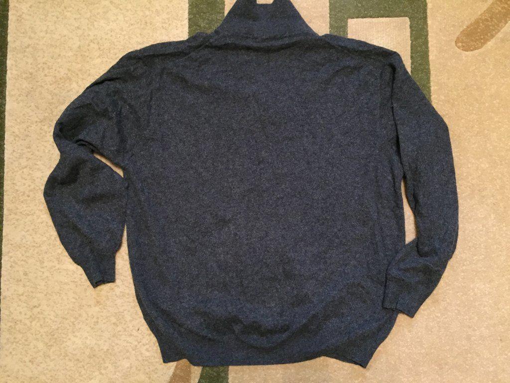 Фото 2 - Свитер фирмы Cashmere, размер XXL