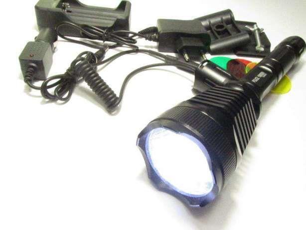 Фото - Подствольный фонарь Police BL-Q2800-T6 158000W+Авто комплект XML-U2 T6
