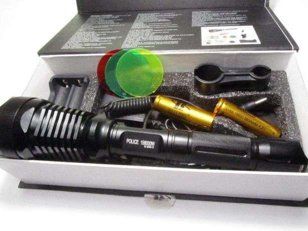 Фото 3 - Подствольный фонарь Police BL-Q2800-T6 158000W+Авто комплект XML-U2 T6