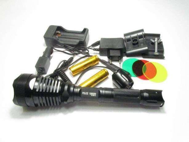 Фото 2 - Подствольный фонарь Police BL-Q2800-T6 158000W+Авто комплект XML-U2 T6