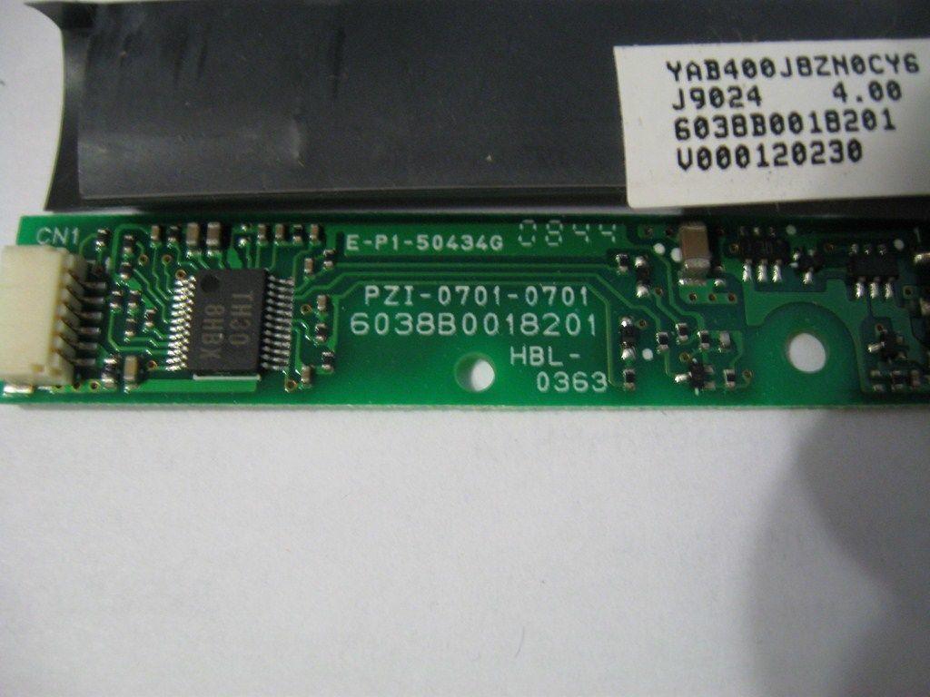 Фото 4 - Инвертор Toshiba Satellite A305-S6905
