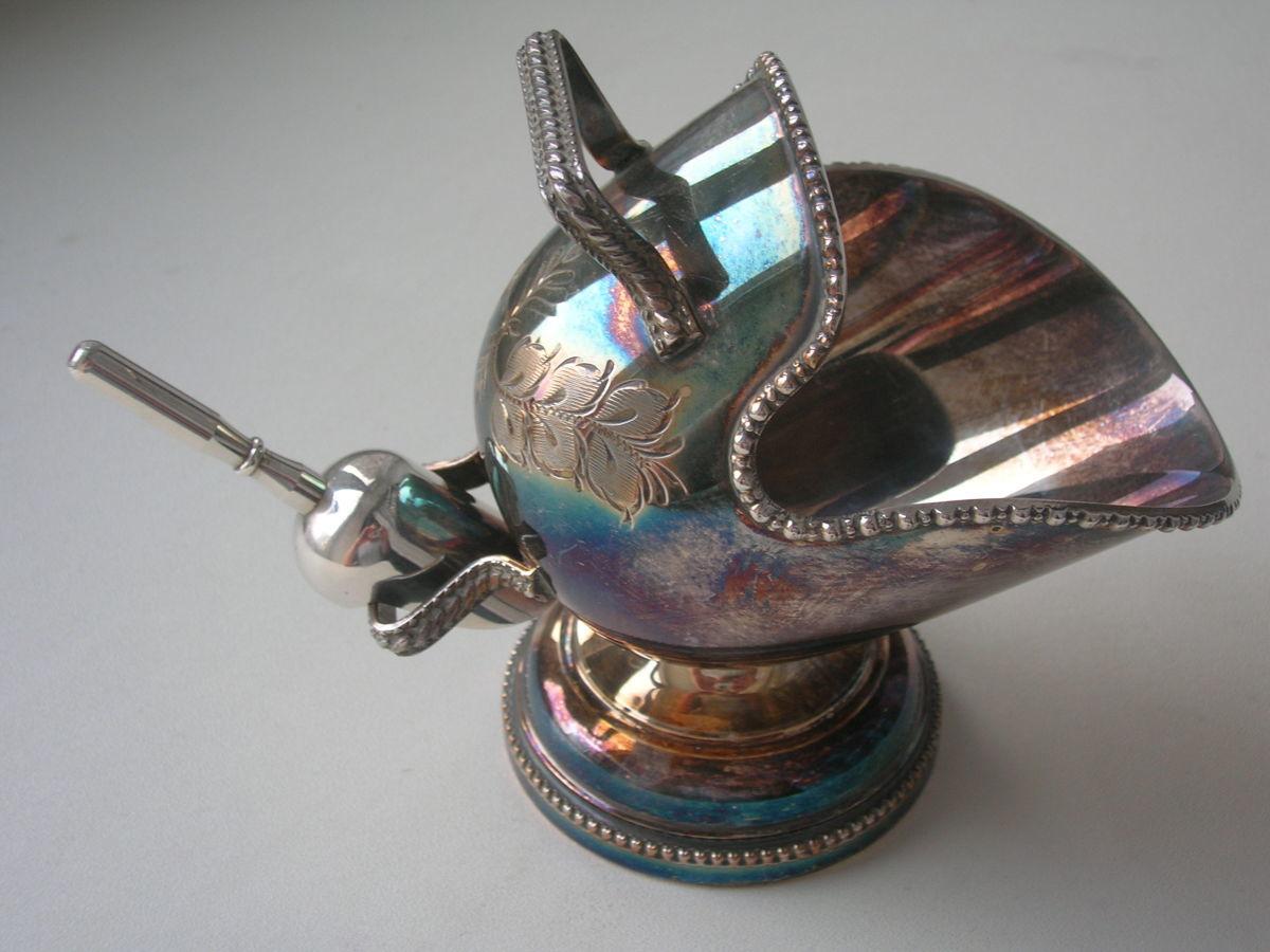 Фото 7 - Английское средство для чистки и полировки серебра