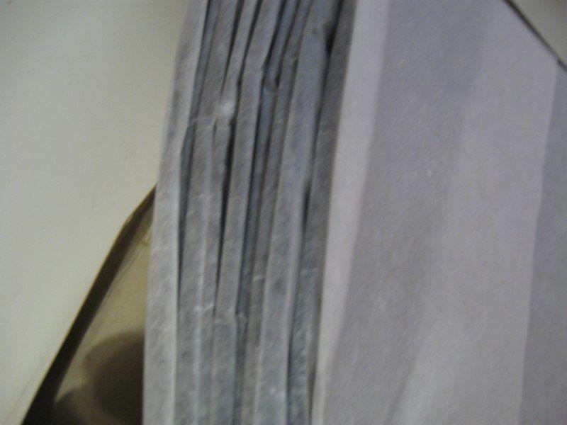 Фото 3 - Копирка для печатной машинки 100 листов
