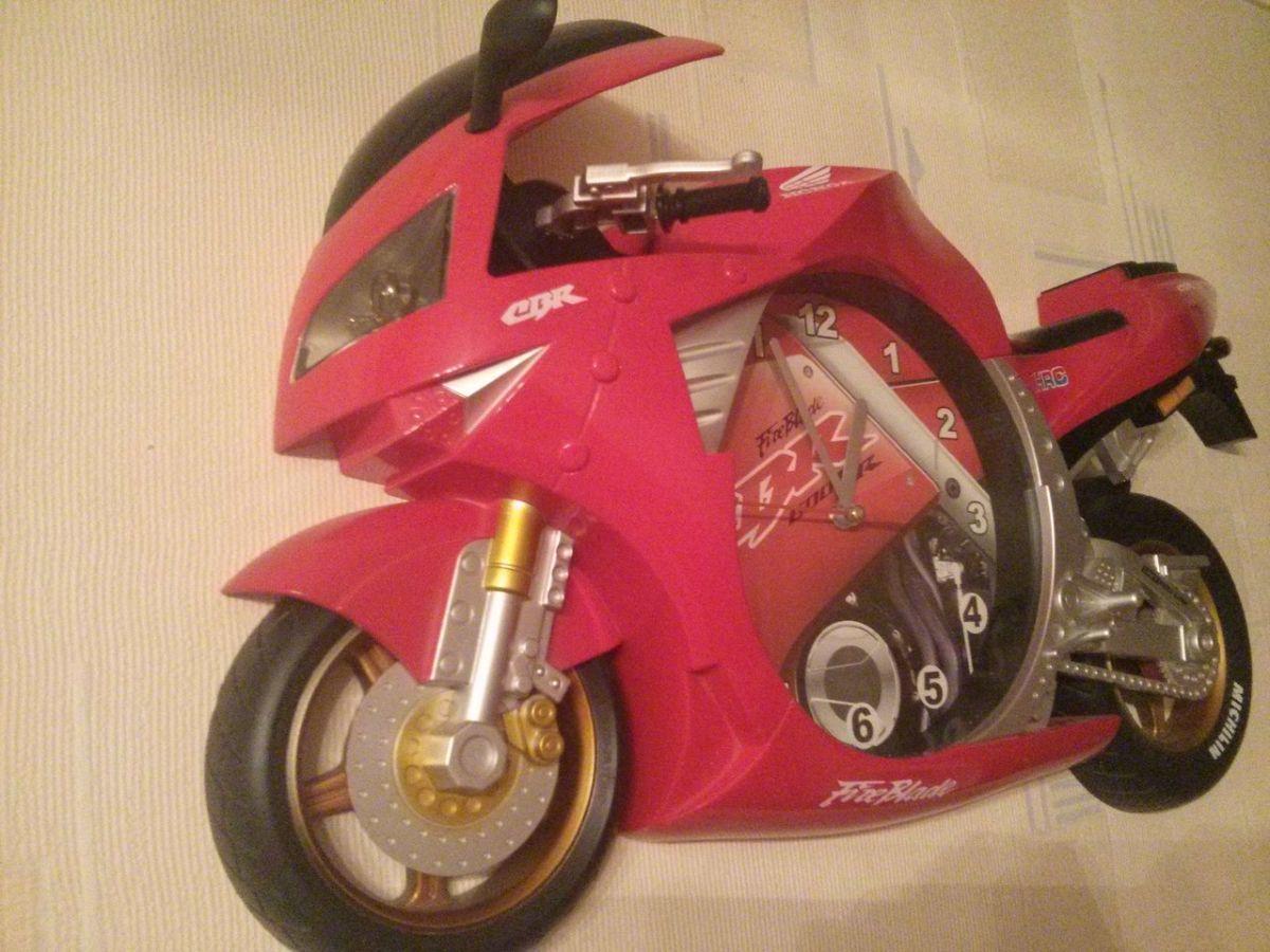 Фото 3 - Часы настенные Мотоцикл Honda CBR 600 Red