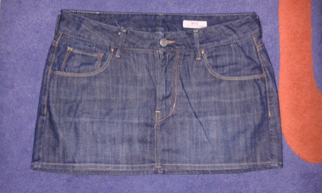 Фото - Продается юбка джинсовая